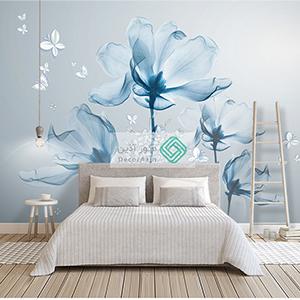 چاپ کاغذ دیواری سفارشی در آذین هنر